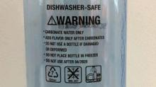 IMAGE: SodaStream recalls bottle because of explosion risk