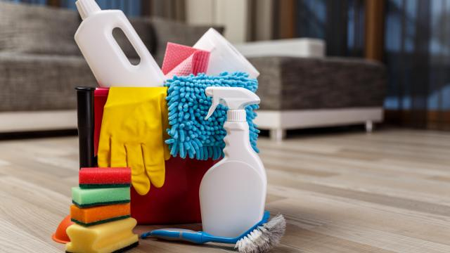 Your spring cleaning list might already be full, but have you added the washing machine or dishwasher to your list? Instead of adding more items on your to-do list, clean them now to reduce your spring cleaning burden. (Deseret Photo)