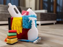 Seven items sometimes overlooked in spring cleaning