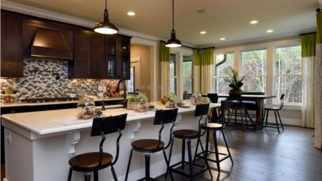 At Drees Homes We Strive To Stay Ahead Of Upcoming Trends And Offer Our Homeers A Taste What S New Exciting Says Sr Design Consultant Lou Ann