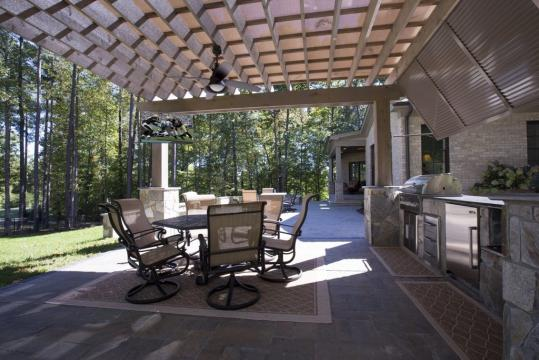 Outdoor Living: Pools, Patios, Decks, Water Features And More