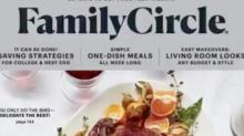 IMAGE: Family Circle Magazine Will Publish Its Last Issue In December