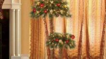 IMAGE: You Can Now Buy A Pre-lit Artificial Palm Tree For Christmas
