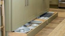 IMAGE: Toe-kick Drawers Are The Hidden Storage Space That Will Transform Your Kitchen
