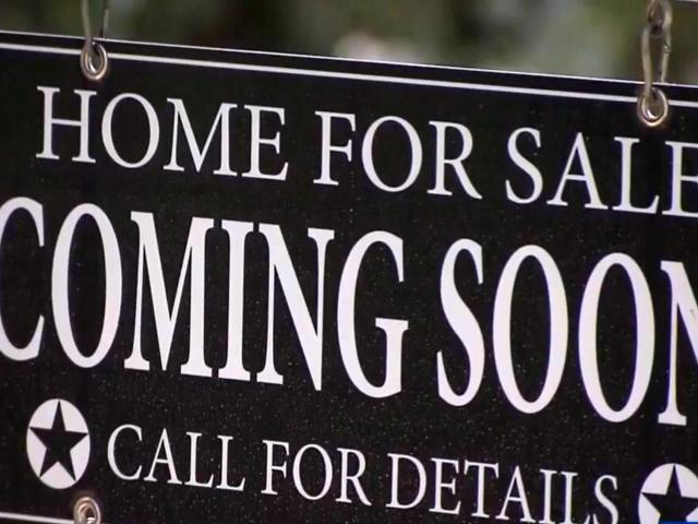 Home for sale: Coming soon<br/>Reporter: Mandy Mitchell