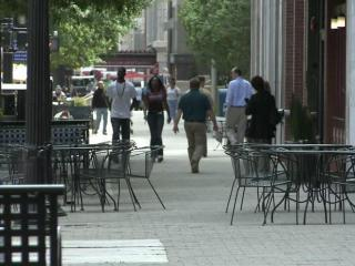 Those enjoying the outdoors in Raleigh rarely have complaints about the air quality.