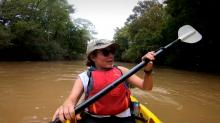IMAGE: Tour de Tar brings pair of paddlers closer to the river they protect