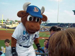 The Durham Bulls game played a home game on Thursday, May 27, 2010.