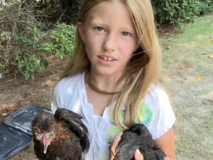 Natalie Coon, 8