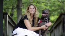 IMAGES: Roanoke Rapids therapy dog works to change perception of pit bulls