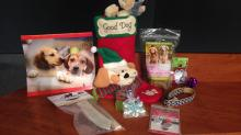 IMAGE: Think safe, local, fun for pet gifts