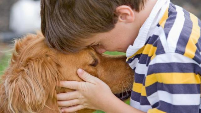 Here are scientifically proven reasons why every kid should grow up with a furry best friend. (Deseret Photo)
