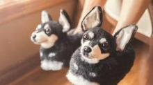 IMAGE: This Company Makes Slippers That Look Just Like Your Dog