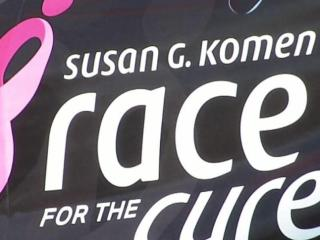 Komen founder sees sister live on