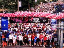 Race for the Cure: What's the Weather?