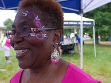 Thousands ran, walked, danced and celebrated Saturday morning, June 8, 2013, at the Susan G. Komen Race for the Cure.