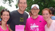 IMAGES: Meredith College employee vows to never give up fight against cancer