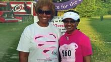 IMAGE: Cancer survivor puts work into Komen fundraising, message