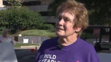 Volunteers, many survivors, prepare for Komen Triangle Race for a Cure
