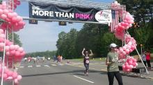 IMAGES: Thousands turn out for Triangle Race for the Cure