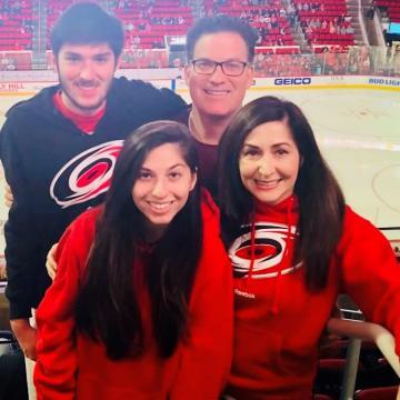 Ela Browder and family