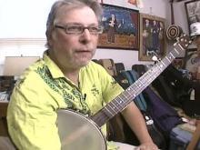 Mountain History Resonates With 'Banjo Man'