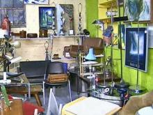 Raleigh's 'White Fred Sanford' Runs Vintage Store