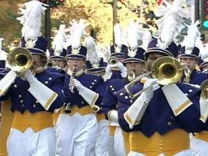 The Broughton High School band will be performing in the New Year's Day Tournament of Roses Parade in Pasadena, Calif.
