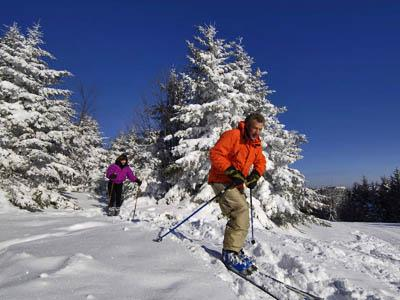 There are 16 ski resorts within driving distance of the Carolinas.
