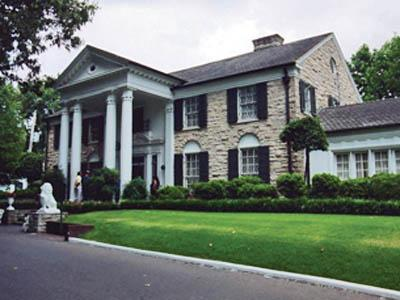 More than 600,000 people visit Graceland each year, placing it behind only the White House on the list of most visited private residences in the U.S.