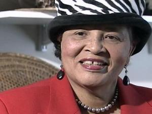 State Rep. Alma Adams