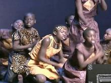 African Children's Choir Performing in the Triangle