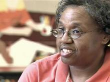 Chatham County school cafeteria worker has a way with numbers