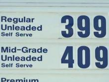 Gas prices cut allure of beach weekend
