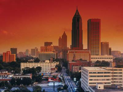 Atlanta's status as a leading Southern city often lead to comparisons with New York.