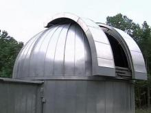 Stars shine bright at Dark Sky Observatory