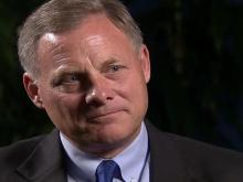 Web Only: U.S. Sen. Richard Burr on Barack Obama chances for a win in N.C.