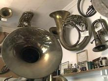 Tuba store is one of a kind