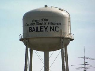 It's a big, historic year for the town of Bailey