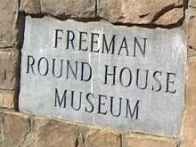 Freeman Round House Museum