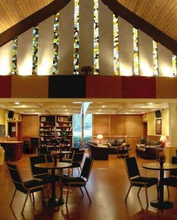 Dazzling Desserts - Colombian Coffee - Exquisite Entertainment - The Luther Cafe