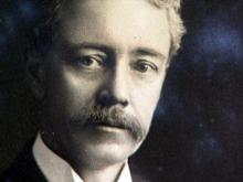 Davidson professor performs first U.S. X-ray in 1896