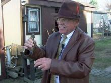 Tarboro man uses metal detector to find treasures