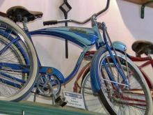 Mountain bike museum shows cycle of history