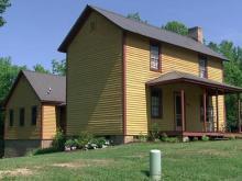 Mill village is reborn in Burlington