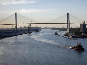 Savannah's Talmadge Memorial Bridge