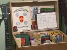 Fayetteville soldier's belongings tells story of sacrifice