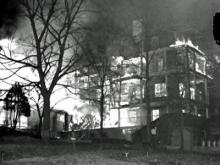 F. Scott Fitzgerald's wife died in N.C. hospital fire