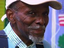 Winston-Salem man is famous for dot, dot, dot
