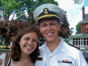 Lauren Leslie & Luke Wolf